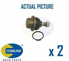 2 x FRONT LOWER SUSPENSION BALL JOINT PAIR COMLINE OE REPLACEMENT CBJ7010
