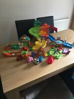 Baby Toot-Toot Animals Safari Park VTech Children Zoo Fun Playset with extras