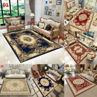 Traditional Vintage Style Small Large Floor Carpet Runner Rugs Mats