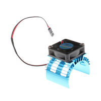 1:10 HSP RC Car 540 550 3650 Size Motor Heatsink Cover Cooling Fan RC Parts##
