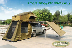 WINDBREAK for 2.5m Awning Campervan / Landrover / Expedition VC16NC0521W