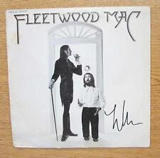 Fleetwood Mac Lindsey Buckingham Signed Lp Autograph