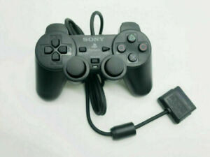 Sony Playstation 2 PS2 Wired Controller black Brand New