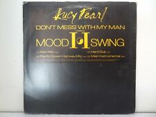 """Lucy Pearl–Don't Mess With My Man  (2 x Vinyl 12"""" Maxi 33 Tours Promo)"""