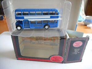 EFE 14201 Alexander Midland Bristol Lodekka Bus Rt 16 Dest Glasgow 1:76 + Box