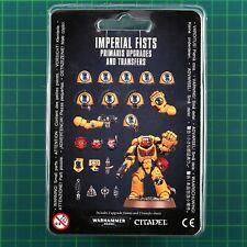 Upgrades: Imperial Fists Primaris Abziehbilder 12374 Space Marines Warhammer 40K