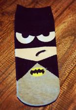 Cartoon Ankle Socks Mens Womens Batman