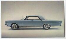 1965 Mercury Park Lane Factory Postcard