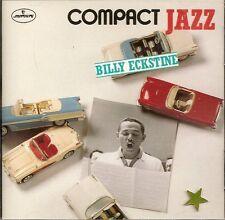 BILLY ECKSTINE: COMPACT JAZZ  (CD)