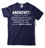 Architect Definition Humor T-shirt Funny Tee Shirt Gift for Architect Tee Shirt