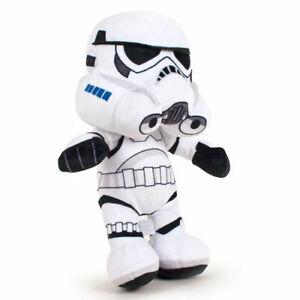 Star Wars Classic Soft Plush Toy 29cm - Stormtrooper