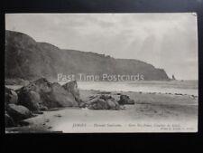Jersey: Plemont Sunbeams - Gros Nez-Point c1919 Photo by Bridie of Jersey