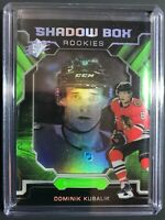 2019-20 SPX Shadow Box Rookies Dominik Kubalik