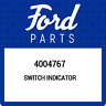 4004767 Ford Switch indicator 4004767, New Genuine OEM Part