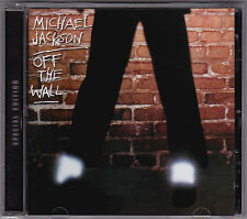 Michael Jackson - Off The Wall - CD (Special Edition 2001 Epic)