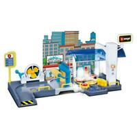 Tobar 1:43 Street Fire Car Wash Playset Garage Multi-Coloured 3 Years And Up