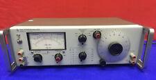 Hp Hewlett Packard 331a Distortion Analyzer
