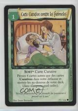 2001 Harry Potter Trading Card Game #77 Boil Cure Gaming 0b0