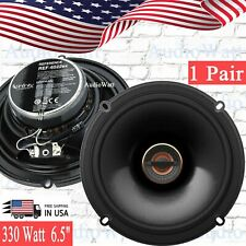 """INFINITY REF-6522EX 6.5"""" 330W 2-WAY REFERENCE SHALLOW MOUNT CAR SPEAKERS 1 PAIR"""