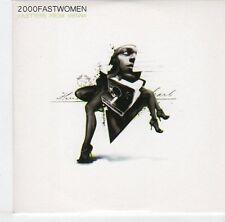 (EL614) 2000 Fast Women, Letters From Vienna - 2009 DJ CD