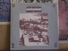 JEAN SHEPHERD POEMS ROBERT SERVICE FOLKWAYS LP FL 9754