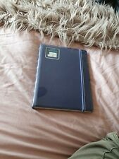 Filofax Classic Notebook A5 Navy Sealed