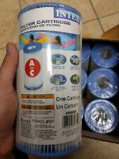 7 Pack Intex Type A or C Filter Cartridge #59900E
