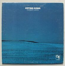 33 TOURS - HUBERT LAWS - CRYING SONG - CTI RECORDS 6000 *