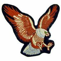 EagleEmblems PM0400 Patch-Eagle,Landing (4'')