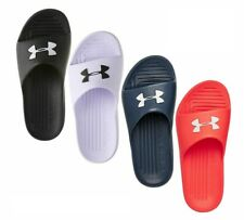 Under Armour 2020 Core PTH Slides Sliders Sandals Flip Flops UA Beach Pool Shoe