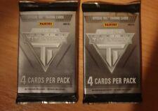2013-14 Panini Titanium NHL HockeykartenPackungen 2x