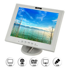 "EYOYO 12"" FHD LCD Monitor VGA Video Audio BNC USB HDMI fr PC FPV CCTV Camera DVR"