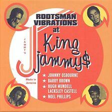 Rootsman Vibration at King Jammys [CD]