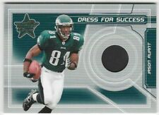 2006 Leaf Rookies and Stars - Dress for Success - SHOES - #9 - JASON AVANT