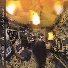 LANDMINE SPRING ~ Are We The Culprits? ~ CD Album ~ EC!