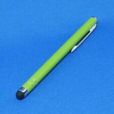 Eingabestift Touchpen Stylus für Tablet PC und Smartphone - Grün