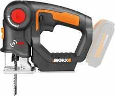 WORX Reciprocating Saw & Jigsaw 20V MAX Axis Multi-Purpose Saw (Tool only)