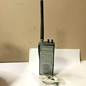 Radio Shack Pro-528 Triple Trunk 1000 Channel Handheld Scanner TESTED