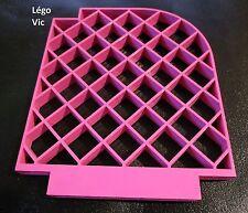 Lego Belville 6166 Wall Lattice Pink Treillis Mural Rose 12x1x12 du 5870 ou MOC