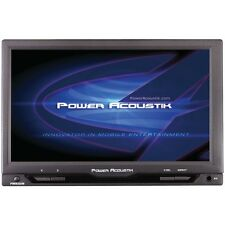 """NEW Power Acoustik Pt-712ira 7"""" Cut-in Widescreen Headrest Monitor With Ir"""
