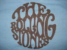 Vintage SUPER RARE 1970s THE ROLLING STONES CONCERT T SHIRT Soft Mick Jagger M