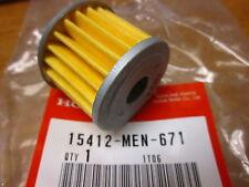 Genuine Honda Oil Filter TRX450R CRF450R CRF250R CRF150R CRF250X CRF450X 2002 11