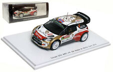 Spark S3789 Citroen DS3 WRC #4 5th Monte Carlo Rally 2014 - M Ostberg 1/43 Scale