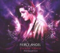 FIERCE ANGEL - FIERCE DISCO REMIXED 3CDs (NEW SEALED) Inc Freemasons Blaze