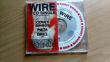 "WIRE Kidney Bingos /Live Limited Edition 3 Track 3"" CD (Mini CD)"