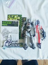 2006 GI JOE Sigma 6 Cobra NINJA BAT Figure Hasbro 100% MINT COMPLETE Trooper