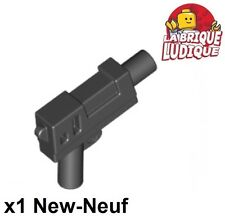 Lego - 1x minifig arme weapon gun pistol pistolet barrel noir/black 62885 NEUF