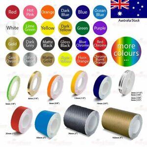 Roll Vinyl Pinstriping Pin Stripe DIY Self-Adhesive Line Car Tape Decal Stickers