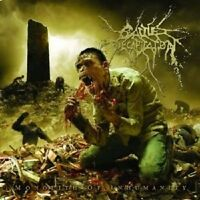 CATTLE DECAPITATION - MONOLITH OF INHUMANITY  CD NEU