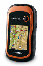Garmin eTrex 20x Outdoor Handheld GPS/GLONASS/Geocache/Worldwide Basemap/NEW!!